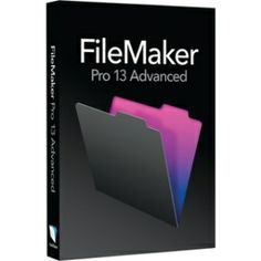 FileMaker Pro 13 Advanced Free Download