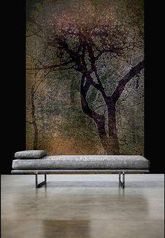 """Luxusní vliesová tapeta """"In the old orchard"""" Designová vliesová tapeta z kolekce Color DECENT ART limitovaná edice 8 kusů , 200 x 270 cm -2 díly - velikost je možné upravit podle přání zákazníka. Designové tapety na zeď z kolekce Color Decent Art jsou orientovány na luxusně laděné interiéry. Vzory těchto tapet jsou inspirovány florou, faunou, industriálními detaily a..."""