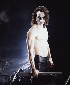 Brandon Lee - February 1, 1965 to March 31, 1993 - on the set of The Crow when a bullet was accidentally left in a prop gun.