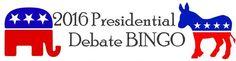 Play 2nd Presidential Debate Bingo! http://www.bossyisthenewblack.net/read-this/2016/10/8/play-2nd-presidential-debate-bingo