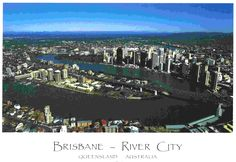 Brisbane Brisbane River, Queensland Australia, Great Vacations, Tasmania, Ibiza, Places Ive Been, City Photo, Places To Visit, Track
