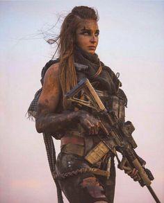 Cute Asian Girls, Airsoft, Wasteland Warrior, Female Soldier, Military Women, Girl Model, Girl Photos, Guns, Catwoman
