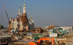 Shanghai Disneyland That famous mouse continues his global domination, this time with the opening of Shanghai Disneyland in June.
