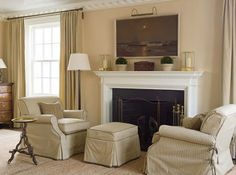 Brabourne Farm: Living Rooms