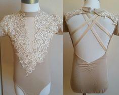 Custom Dance Costumes, Lyrical Costumes, White Leotard, Ballet Wear, Custom Leotards, Dance Leotards, Blank Canvas, Bride, Formal Dresses