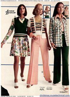 70s Women Fashion, Decades Fashion, 60s And 70s Fashion, 70s Inspired Fashion, Seventies Fashion, Teen Fashion, Retro Fashion, Vintage Fashion, Inspired Outfits