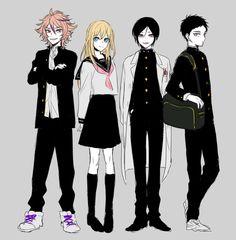 埋め込み Reborn Katekyo Hitman, Hitman Reborn, Standing Poses, Cute Monsters, Anime People, Jojo Bizzare Adventure, Monster Girl, Manga Comics, Purple Rain