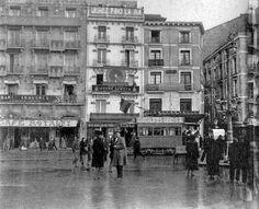 Plaza de España 1923