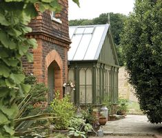 On our recent family trip to Wales and England, we were struck by how many conservatories we saw on homes. Whether cottages or estates, the...