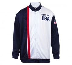 2012 Olympics Team USA Knit Jacket
