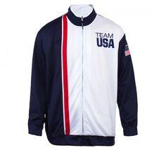 2012 Olympics Team USA Knit Jacket
