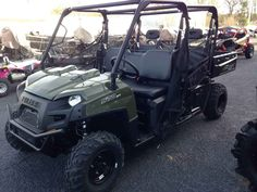New 2017 Polaris Ranger Crew® 570-6 ATVs For Sale in North Carolina. Ranger® quality, legendary performance, and unmatched utility vehicle value Powerful 44-horsepower ProStar® EFI engine to take on any task Seating and cab comfort for 6
