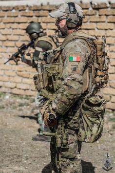 """RRAO 45 : Italian army in Afghanistan (720×1080) - 185º Reggimento paracadutisti Ricognizione Acquisizione Obiettivi - """"Folgore"""" - #RRAO"""