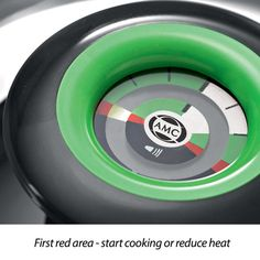 All AMC Cookware is fitted with an AMC Visiotherm® lid knob. This lid knob gives you a visual indicator of the heat inside your cookware. Chicken Breast Fillet, Different Recipes, Knob, Cookware, Life, Products, Diy Kitchen Appliances, Kitchen Gadgets, Door Knob