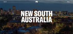 New South Australia - PixelsMarket Cool Websites