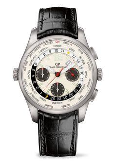 Girard-Perregaux the new WW.TC Chronograph (2/2)