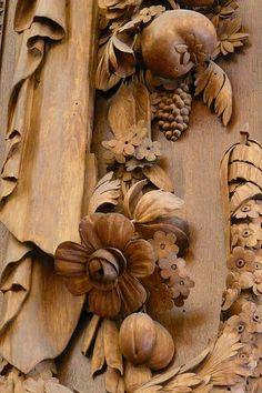 Wanderings in Eden: Grinling Gibbons - Sublime Master Woodcarver