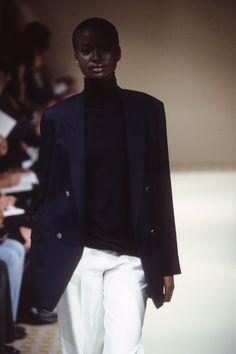 Hermès Spring 2001 Ready-to-Wear Fashion Show Details