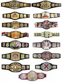 championship belt | Tumblr