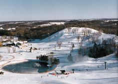 skiing & snowboarding at Grand Geneva