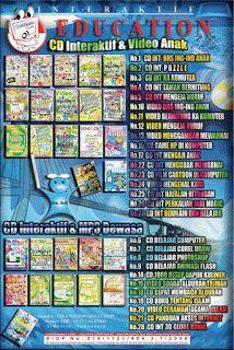 Jual CD Game Komputer Anak Murah 0895.700.1112.12: Tempat Jual CD Game PC Surabaya WA 0851.0608.8650