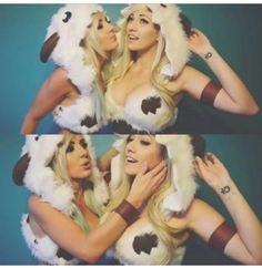Jessica and Lindsay! :) <3