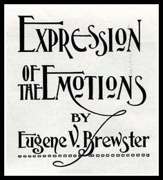Typography No1 - MPM 1914
