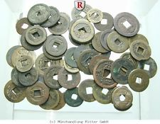RITTER China, Empire & Early Republic, Lot of 60x Cash Coins #coins