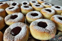 Apple Desserts, Sweet Desserts, Sweet Recipes, Dessert Recipes, Low Carb Brasil, Baked Camembert, Cakes Plus, Baked Doughnuts, Low Carb Bread