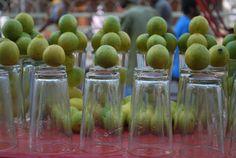 Chaat in Chaandni Chowk. Lassi, Chaat, Fresh Lime, Street Food, Juice, Lemon, India, Fruit, Goa India