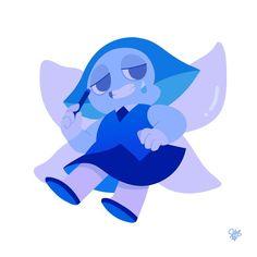 art gargantua-1 on Tumblr Steven universe - Aquamarine