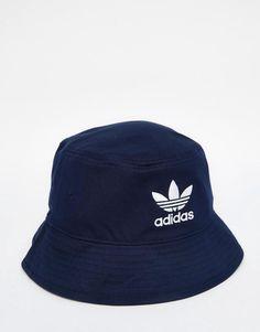 2e5666d47f7 adidas Originals Bucket Hat at asos.com