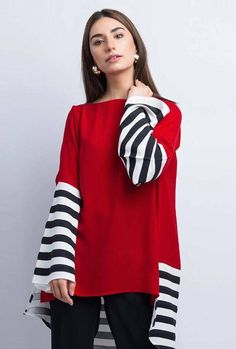 Super Bazar Online Shopping in Pakistan Cash On Delivery. Pakistani Fashion Party Wear, Pakistani Formal Dresses, Pakistani Dress Design, Pakistani Outfits, Stylish Dress Designs, Stylish Dresses For Girls, Designs For Dresses, Stylish Dress Book, Frock Fashion