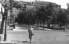 1961. Jászai Mari tér.