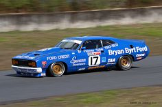 Dick Johnson XC Falcon GT Coupe