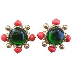 christian lacroix earrings - Google Search