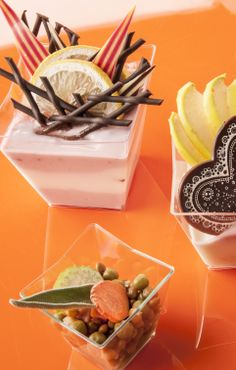 Mini dessert Diamante #Poloplast   http://www.poloplast.it/en/lines/MINI-DESSERT-DIAMANTE.html?t=1