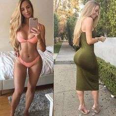 HUGE JUICY BUBBLE BUTT of Amanda Eliselee sexy #Fitness model : Health, Exercise & #Fitspo - the best #Inspirational & #Motivational Pins by: http://cagecult.com/mma