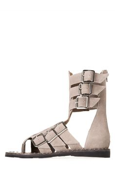 a495a9208d6 Jeffrey Campbell Shoes PERSEUS-LO Oh So Hottt! in Taupe