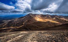 Mount Doom in Neuseeland © Nisa Maier/cookiesound.com