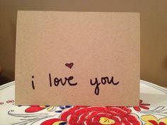 love card. by ShesAPaperPleaser on Etsy, $5.00
