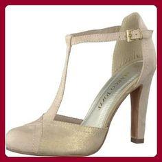 984f5627481b00 MARCO TOZZI Da.-Slipper Größe 41 Beige (beige) - Sandalen für frauen  ( Partner-Link)