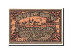 351526 Notgeld Pommern Wollin 75 Pfennig 1921 Mehl 1453 1   eBay
