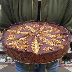 brownie z kaszy gryczanej Vegan Cheesecake, Foods With Gluten, Gluten Free, Healthy, Diet, Recipes, Glutenfree, Sin Gluten