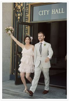 1000 images about courthouse wedding on pinterest grove for City hall wedding dresses