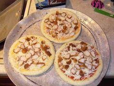 Chick-Fil-A pizza!!!!!