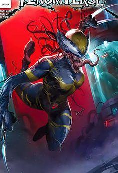 Read dc comics Venomverse online