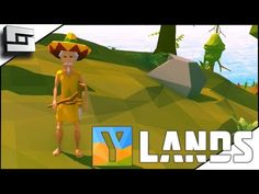 nice SURVIVAL? NOPE! Ylands Gameplay E1