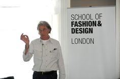 Special Lecture BY PAUL SMITH at SFD LONDON on the 4th May,2012.  To read more about the lecture visit :- http://www.sfdlondon.com/news/paul-smith/