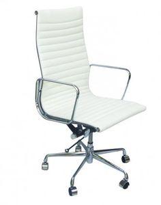 replica eames group standard aluminium chair cf. Replica Eames High Back Office Chair \u2014 White Group Standard Aluminium Cf
